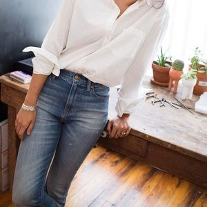 Madewell Perfect Fall Jeans